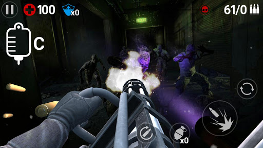 Gun Trigger Zombie 1.2.9 screenshots 3