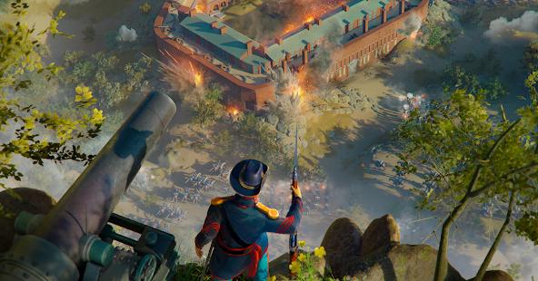 War and Peace: Civil War Army Clash Strategy Game 2021.7.0 Screenshots 1