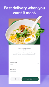 Postmates – Local Restaurant Delivery & Takeout 3