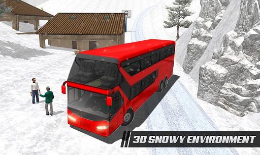 City Coach Bus Driving Simulator Games 2018 screenshots 4