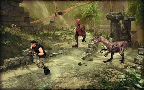 Dinosaur World Jurassic Island : TPS Action Game Game Hack & Cheats 4