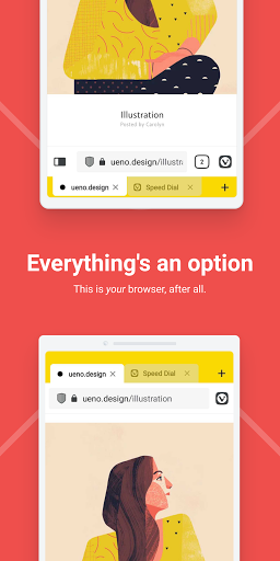 Vivaldi: Private Browser for Android apktram screenshots 6