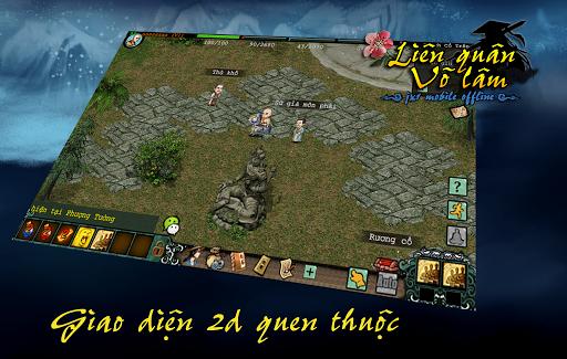 Liên Quân Võ Lâm - Mộng Giang Hồ (Offline) 1.0.49 screenshots 1