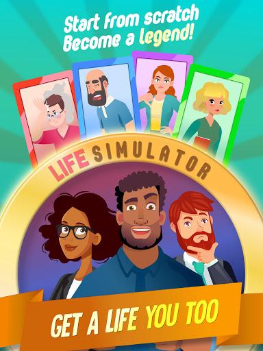 Life Simulator: Role Playing Apkfinish screenshots 8