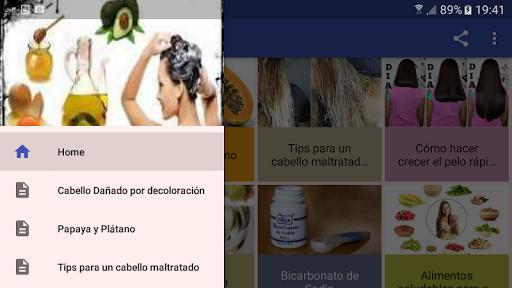 Tratamientos para el cabello 1.2 Screenshots 9