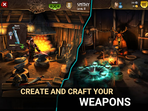 I, Viking: Valhalla Creed War Battle Vikings Game filehippodl screenshot 7