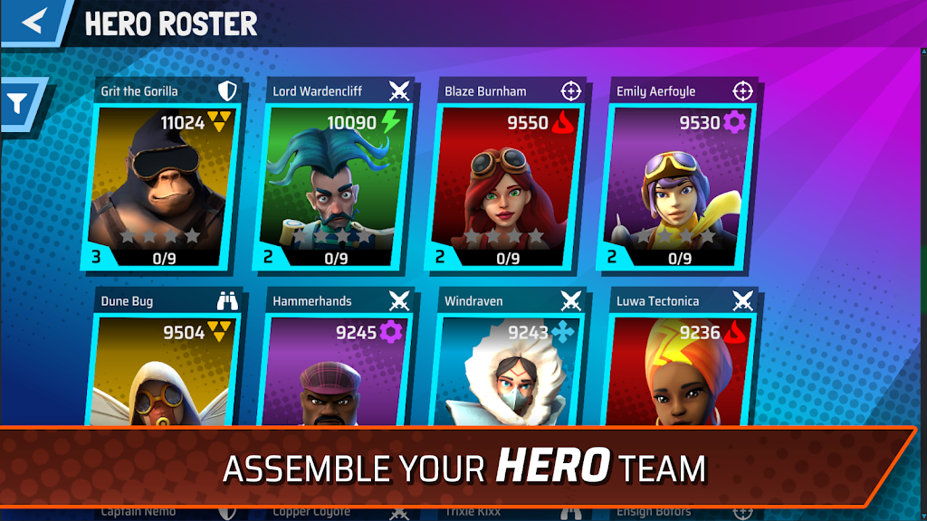 SkyPunk: Heroes of Earth-7