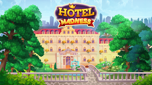 Hotel Madness: Grand Hotel Doorman Mania Story modiapk screenshots 1