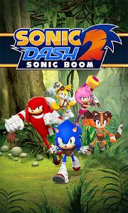 Sonic Dash 2: Sonic Boom 3.0.0 (Mod)