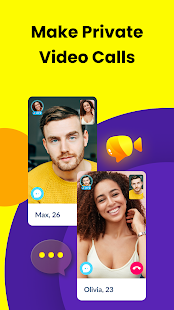 Olive: Live Video Chat, Meet New People Screenshot
