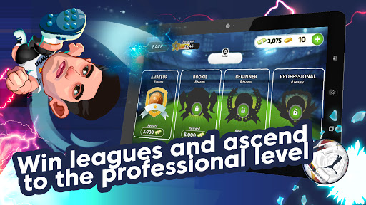 Head Football LaLiga 2021 - Skills Soccer Games  screenshots 24