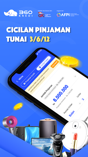 Apk 360Kredi Aplikasi Pinjaman Online Langsung cair tanpa ribet bunga rendah