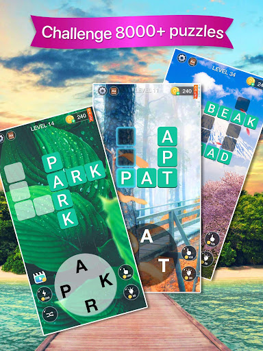 Word Ease - Crossword Puzzle & Word Game screenshots 10
