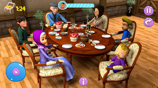 Real Mother Baby Games 3D: Virtual Family Sim 2019  screenshots 4