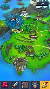 Idle Dungeon Manager Mod Apk- Arena Tycoon (Unlimited Money) 4