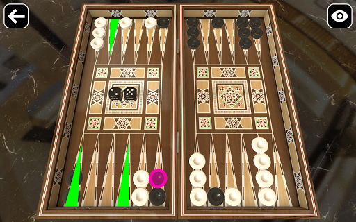Original Backgammon 1.8 screenshots 2