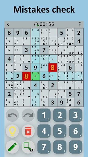 Sudoku Free apkdebit screenshots 4