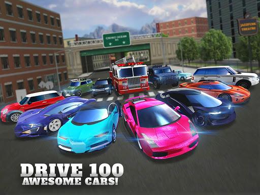 City Car Driving & Parking School Test Simulator 3.2 screenshots 21