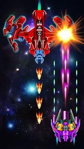 Galaxy Attack: Alien Shooter MOD APK 35.8 (Unlimited Money) 4