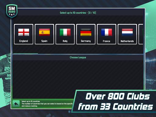 Soccer Manager 2020 - Football Management Game 1.1.13 screenshots 9
