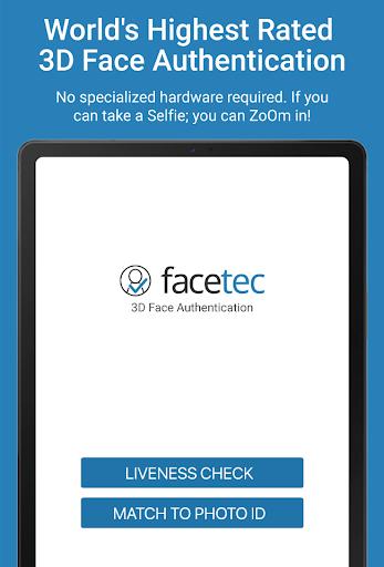 FaceTec Demo apktram screenshots 5