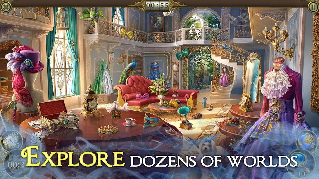 Hidden City: Hidden Object Adventure  poster 15