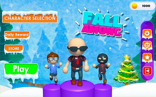 Tiny Fall Among Bros 3D: Join Ultimate Race 2020 1.0.2 screenshots 1