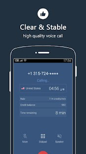 Free Call - Telefon: Kostenlos international Anruf Screenshot
