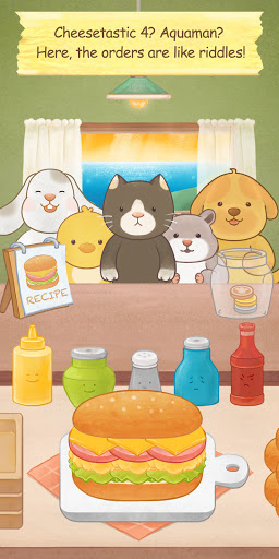 Cafe Heaven : Cat's Sandwiches 1.1.9 screenshots 2