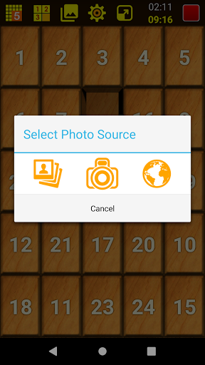 SLIDE PUZZLE 11.1 screenshots 2