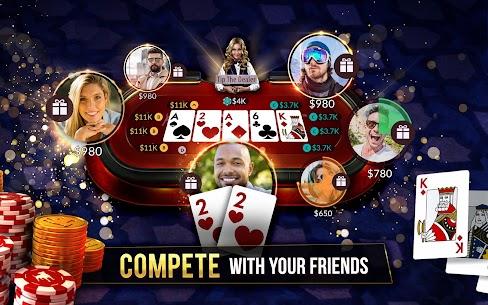 Zynga Poker- Texas Holdem Game Apk Download 4