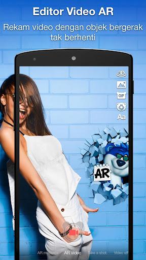 Snaappy – Jejaring Sosial AR