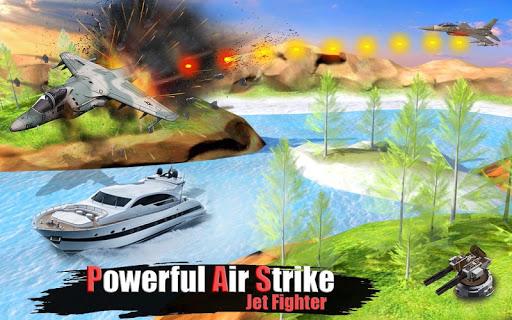 Air Fighter Battle -  Gunship War For PC Windows (7, 8, 10, 10X) & Mac Computer Image Number- 6