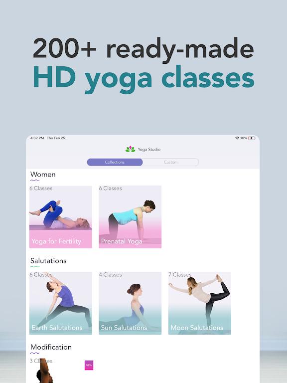 Yoga Studio: Poses & Classes  poster 10