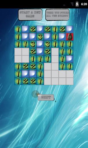 gene's minesweeper game screenshot 2