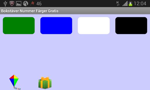 Bokstäver Nummer Färger Gratis For PC Windows (7, 8, 10, 10X) & Mac Computer Image Number- 9