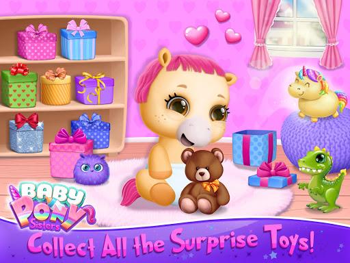 Baby Pony Sisters - Virtual Pet Care & Horse Nanny 5.0.14007 screenshots 20