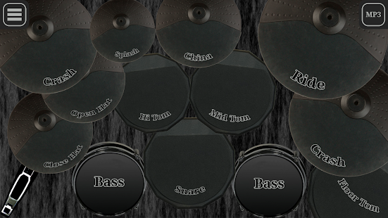 Drum kit (Drums) free 2.1 APK screenshots 2
