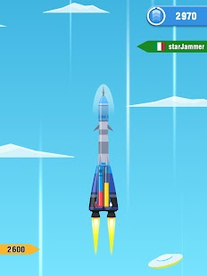 Rocket Sky! Screenshot