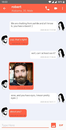 Anonymous Chat With Strangers 2.32 Screenshots 4