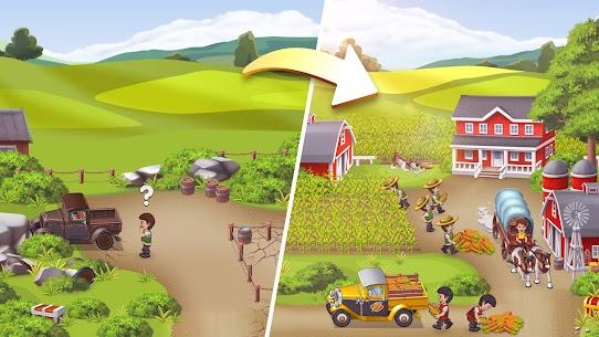 Idle Farming Tycoon  Build Farm Empire Apk Download 4