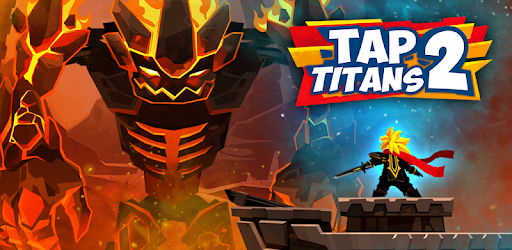 Tap Titans 2: Heroes Attack Titans. Clicker on! APK 0