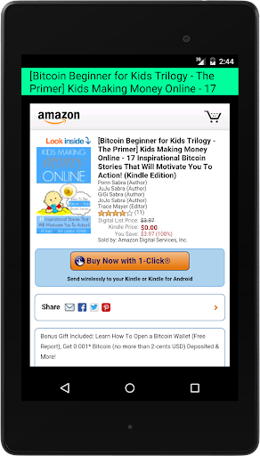 FREE Kindle Books for Juniors For PC Windows (7, 8, 10, 10X) & Mac Computer Image Number- 12