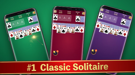 Solitaire - Classic Solitaire Card Game 1.0.33 screenshots 1