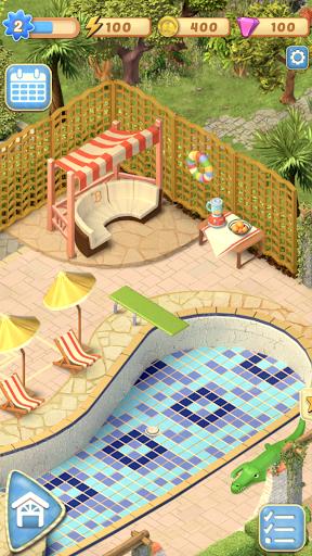 Code Triche Merge Mansion - Un manoir plein de mystères! (Astuce) APK MOD screenshots 6
