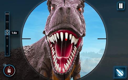 Wild Animal Sniper Hunter:Dino Hunting games – MOD + APK + DATA Download 2