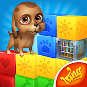 App Icon for Pet Rescue Saga App in United States Google Play Store
