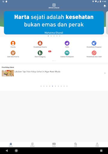 Mobile JKN apktram screenshots 13