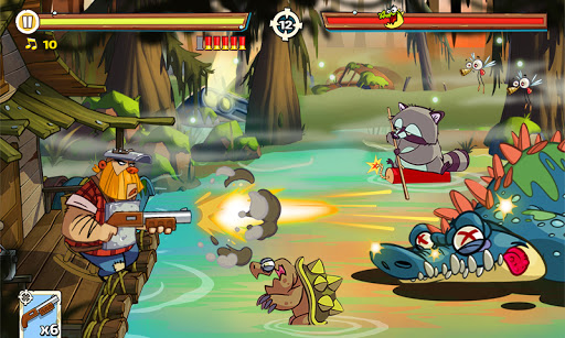 Swamp Attack 2 modavailable screenshots 4