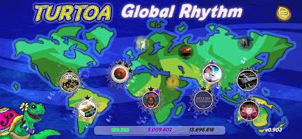 Turtoa: Global Rhythm - Music Meditation Game